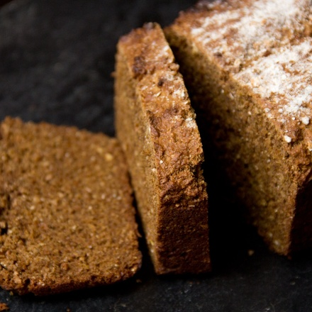 Whole-wheat Soda Bread With Molasses And Stout