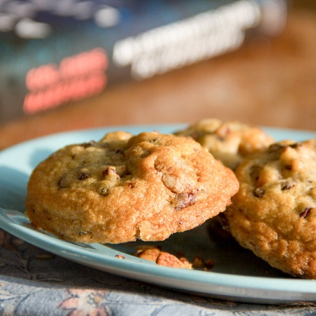After-School Chocolate Chip Cookies